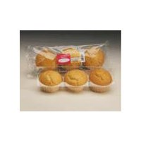 American Classic Bakery Gourmet Corn Muffins, 8 Ounce