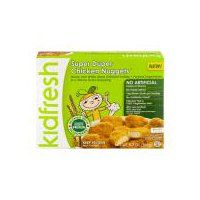 Kidfresh Super Duper Chicken Nuggets - All Natural, 6.7 Ounce