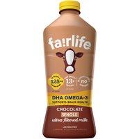 Fairlife Ultra-Filtered Whole Chocolate Milk, 52 Fluid ounce