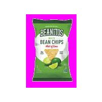 Beanitos Beanitos Navy Bean with Sea Salt, Hint of Lime, 6 Ounce