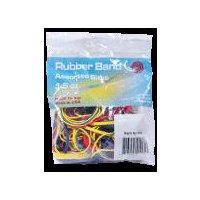 Avantix Color Rubber Bands - Assorted Sizes, 1.5 Ounce