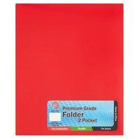 Avantix Twin Pocket Folder, 1 Each