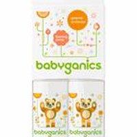 BabyGanics On-The-Go Alcohol-Free Foaming Hand Sanitizer, 4.38 Fluid ounce