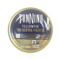 Tonnino Solid Tuna In Olive Oil, 4.94 Ounce