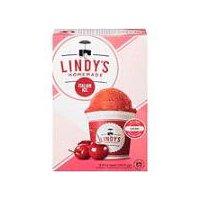Lindy's Homemade Italian Ice - Cherry, 36 Fluid ounce