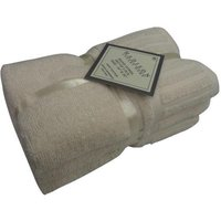 Madison Luxury Home 3 Pieces White Hand Towel Set, 1 Each