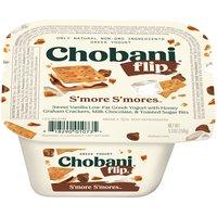 Chobani Chobani Flip S'more S'mores Greek Yogurt, 5.3 Ounce