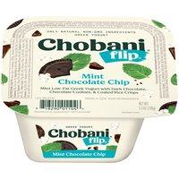 Chobani Flip Yogurt - Mint Chocolate Chips, 5.3 Ounce