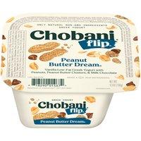 Chobani Greek Yogurt - Flip Peanut Butter Dream, 5.3 Ounce