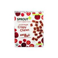 Sprout Organic Foods Organic Baby Food Snacks, 3.15 Ounce