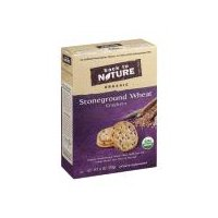 Back to Nature Organic Stoneground Wheat Crackers, 6 Ounce