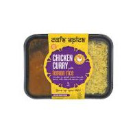Cafe Spice Chicken Curry with Lemon Rice, 16 Ounce
