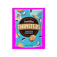 Mrs. Thinster's Toasted Coconut Cookie Thins, 4 Ounce