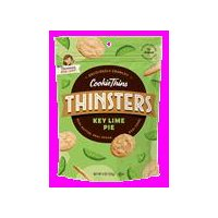 Mrs. Thinster's Key Lime Pie Cookie Thins, 4 Ounce