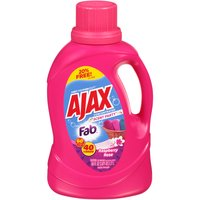 Ajax Concentrated Scent Party with Fab Raspberry Rose, 60 Fluid ounce