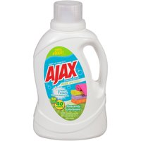 Pleasantly unscented laundry detergent. 40 loads jug