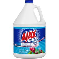 Ajax Spring Fresh Scent Bleach, 128 Fluid ounce