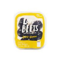 Love Beets Honey & Ginger Beets, 6 Ounce