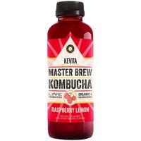 Kevita Master Brew Organic Kombucha - Raspberry Lemon, 15.2 Fluid ounce