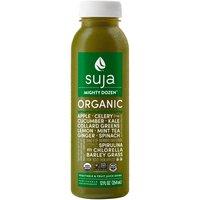 Suja Mighty Greens Juice - Single Bottle, 12 Fluid ounce