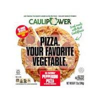 CAULIPOWER All Natural Pepperoni Cauliflower Pizza, 12 Ounce