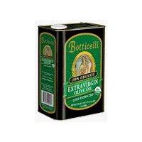 Botticelli Olive Oil Organic Extra Virgin, 50.7 Fluid ounce