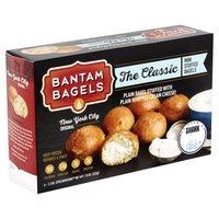 Bantam Bagels Bantam Bagels The Classic Bagels, 7.8 Ounce