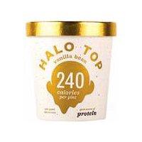 Halo Top Vanilla Bean Light Ice Cream, 1 Each