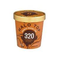 Halo Top Peanut Butter Cup Ice Cream, 16 Fluid ounce