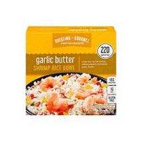 Cheating Gourmet Garlic Butter Shrimp Rice Bowl, 8 Ounce