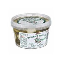 Grillo's Pickles Dill Chips, 16 Ounce