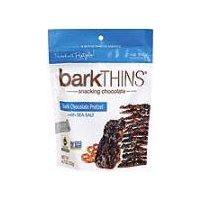 Bark Thins Bark Thins Fair Trade Dark Chocolate & Sea Salt Pretzel, 4.7 Ounce