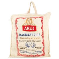 Aruj Basmati Rice, 320 Ounce