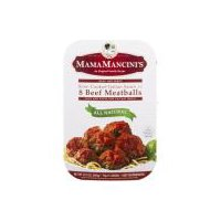 8 Meatballs. Just Add Pasta For An Easy Meal! Heat And Serve, All Natural.