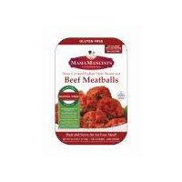 Mama Mancini's Gluten Free 8 Beef Meatballs, 22 Ounce
