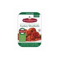 Mama Mancini's Mama Mancini's Gluten Free Turkey Meatballs & Italian Style Sauce, 22 Ounce