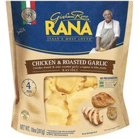 Rana Rana Chicken Roasted Garlic Ravioli, 10 Ounce