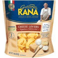 """My Best Tortelloni Ever! Extra Creamy!""  Giovanni Rana; Master Pasta Maker Verona, Italia over 50 Years; 3 Min.; Giovanni Rana™ Italy's Most Loved® *"