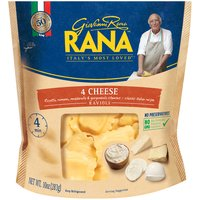 Rana Rana 4 Cheese Ravioli, 10 Ounce