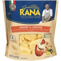 Rana Rana Shrimp & Lobster Ravioli, 9 Ounce