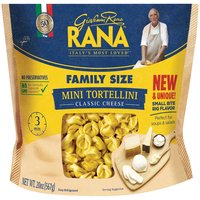 Italy's Most Loved®*; Master Pasta Maker over 50 Years, Verona, Italia; Family Size; New & Unique!; Small Bite, Big Flavor; Perfect for Soups & Salads
