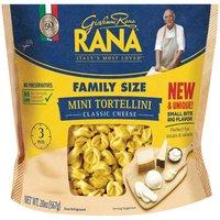 Rana Family Size Classic Cheese Mini Tortellini, 20 Ounce