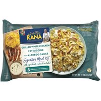 Rana Grilled White Chicken Fettuccine with Alfredo Sauc, 39 Ounce