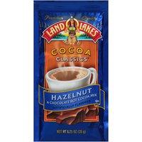 Land O'Lakes Land O'Lakes Hot Cocoa Mix - Hazelnut & Chocolate, 1.25 Ounce
