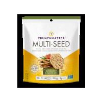 Crunch Master Crunch Master Multiseed Rosemary Crackers, 4 Ounce