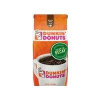 Dunkin' Donuts Dunkin' Donuts Dunkin' Decaf Ground Coffee, 12 Ounce