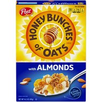 Post Cereal - With Almonds, 14.5 Ounce