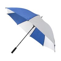 TDC USA Inc. Black White Or Blue White Golf Umbrella, 1 Each