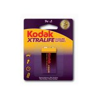 Kodak Xtralife Alkaline Battery - 9 Volt, 1 Each