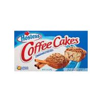 Hostess Cinnamon Streusel Coffee Cakes, 11.6 Ounce